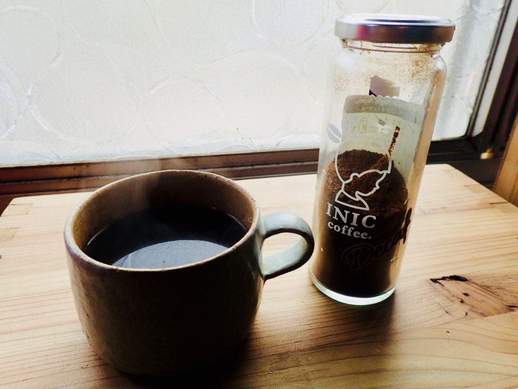INIC COFFEEデカフェ