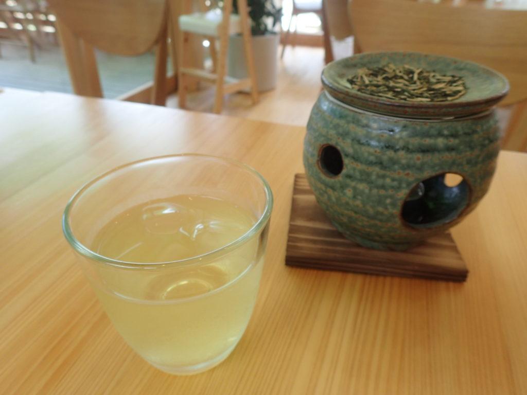 水出し沢渡茶