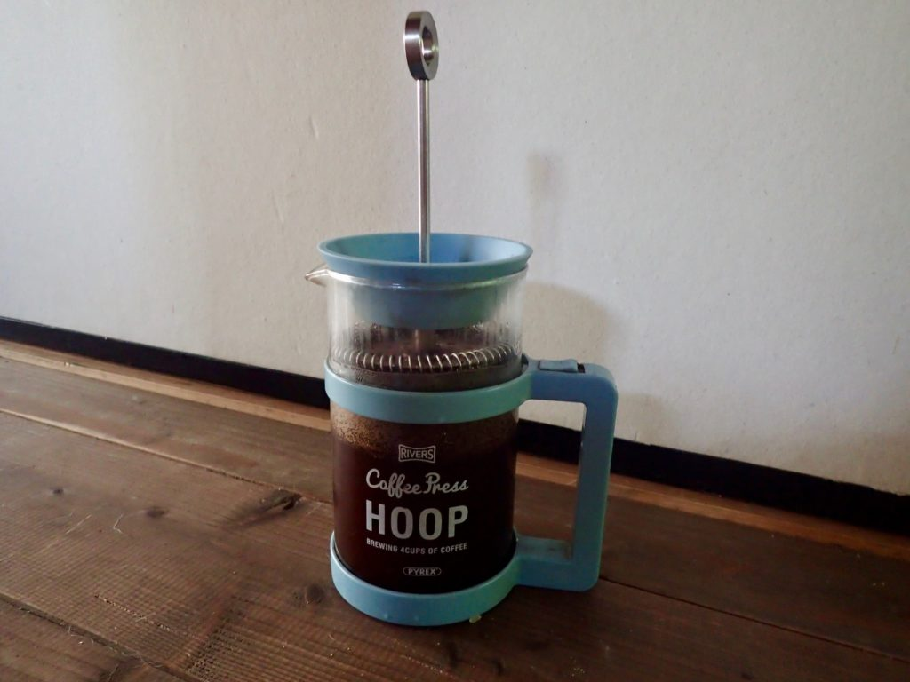 コーヒープレスのおすすめはリバーズ
