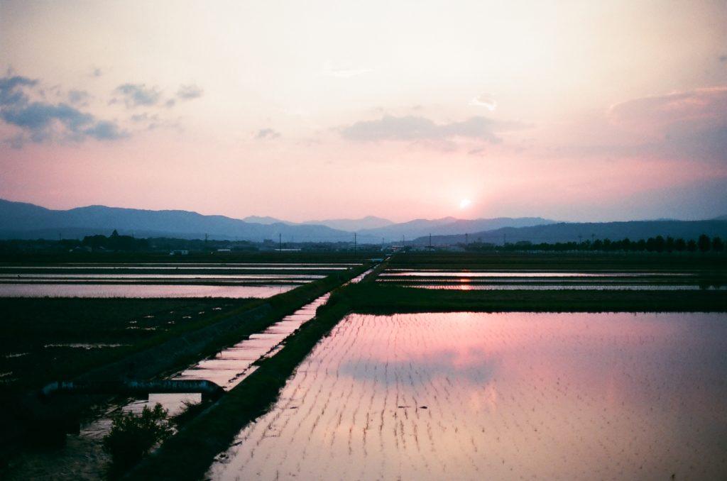 滋賀の風景