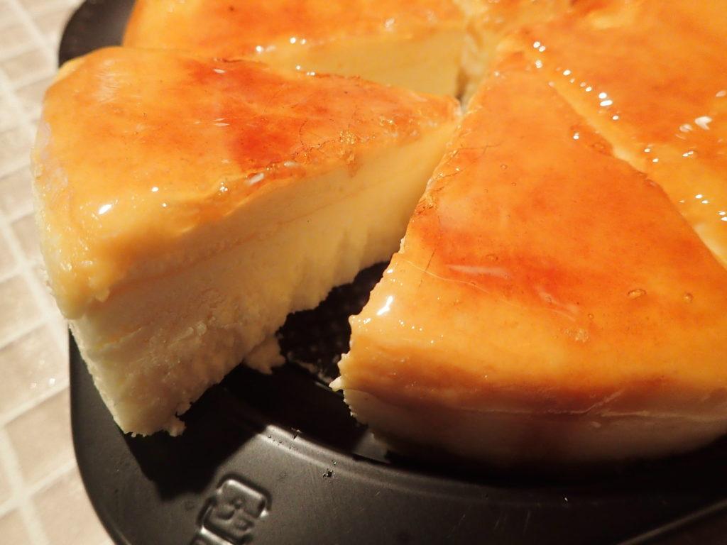 森山ナポリ チーズケーキ口コミ