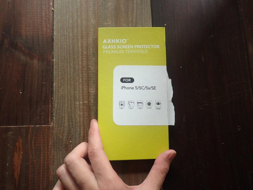 液晶フィルム「AXHKIO」