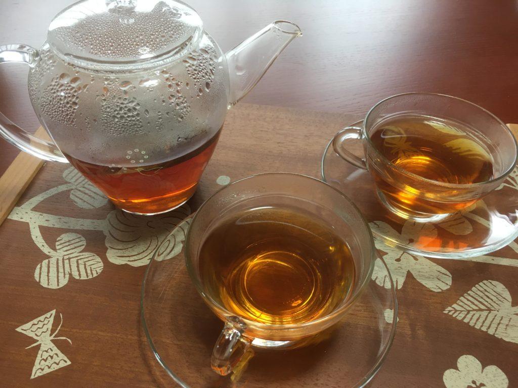 産後 お茶 ととまえ茶