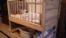 ベビーベッドを自作!なんと手作りすると予算は6000円ほど!【DIY】
